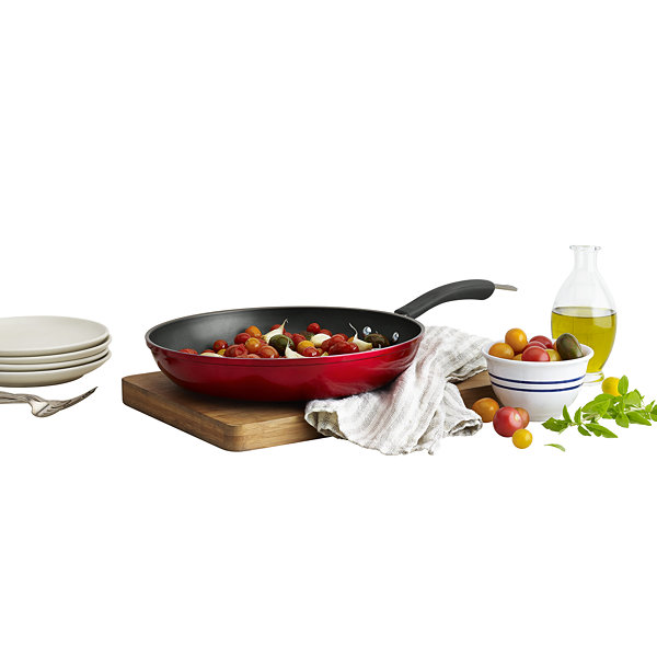 "Epicurious® 12"" Aluminum Nonstick Fry Pan"