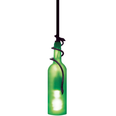 Epicureanist™ Wine Bottle Ceiling Light Fixture