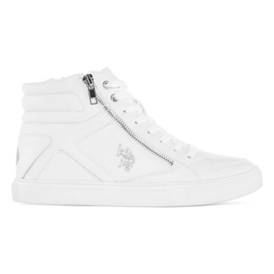 Us Polo Assn. Kimmie Womens Sneakers Lace-up