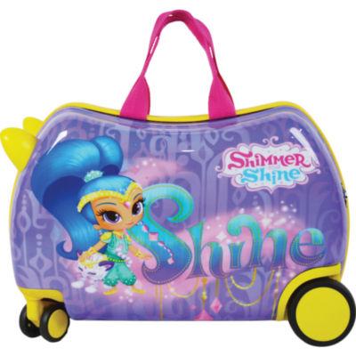 Shimmer And Shine Cruizer Hardside Luggage