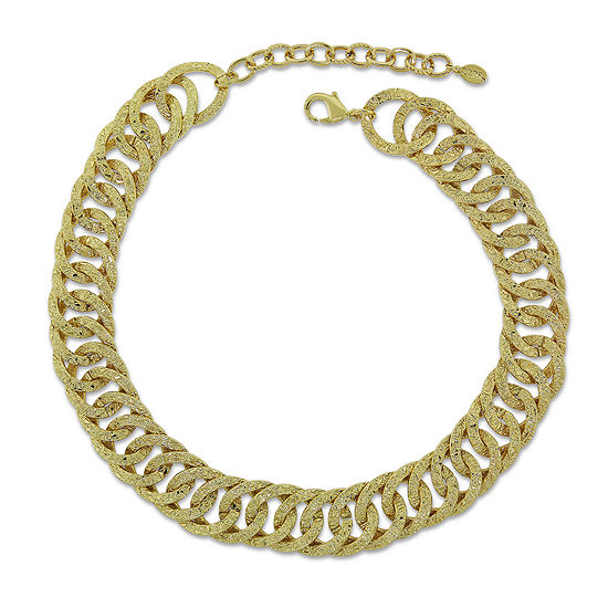 1928 Jewelry Link Collar Necklace