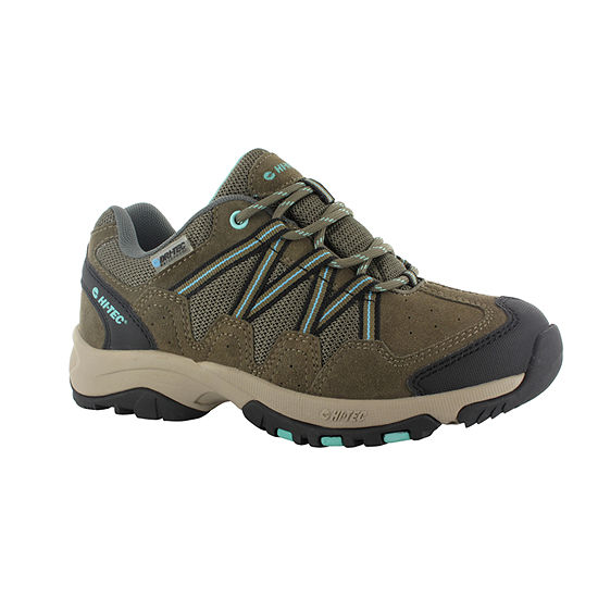 Hi-Tec Womens Hiking Boots Flat Heel Lace-up
