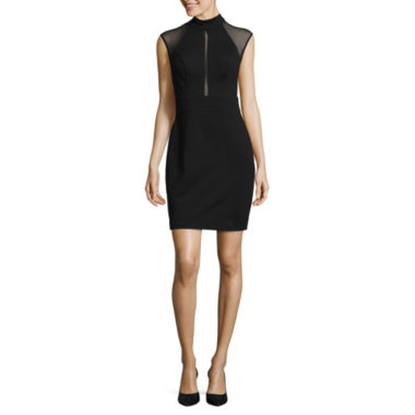 Rebecca B Sleeveless Bodycon Dress
