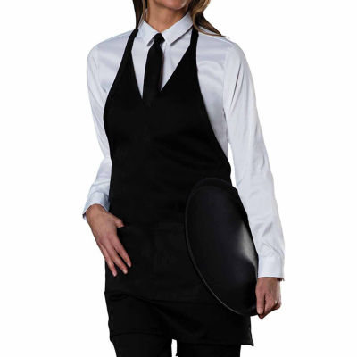 Dickies Chef Tuxedo Style Bib Apron