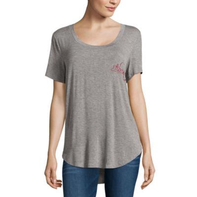 New York Graphic T-Shirt- Juniors