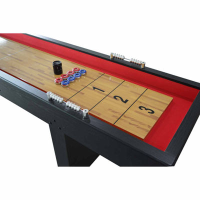 Hathaway Avenger 9-Ft Recreational Shuffleboard Table
