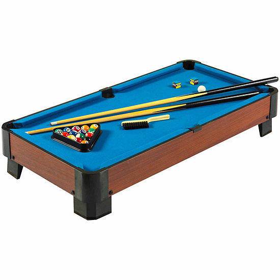 Hathaway Sharp Shooter In Table Top Pool Table JCPenney - Hathaway fairmont pool table