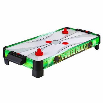 Hathaway Power Play 40-In Table Top Air Hockey Table