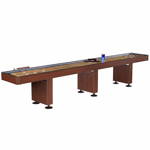 Hathaway Challenger 14-Ft Shuffleboard Table