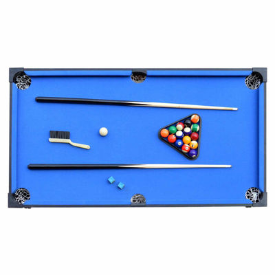 Hathaway Matrix 54-In 7-In-1 Game Table