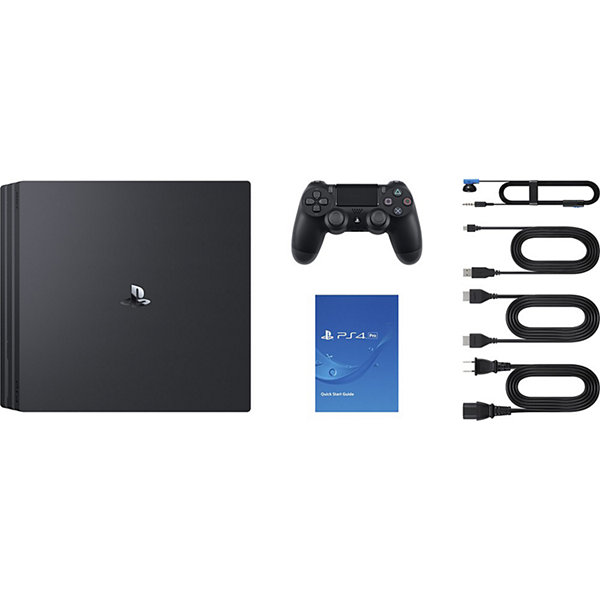 Sony PlayStation 4 Pro 1TB Console - Black