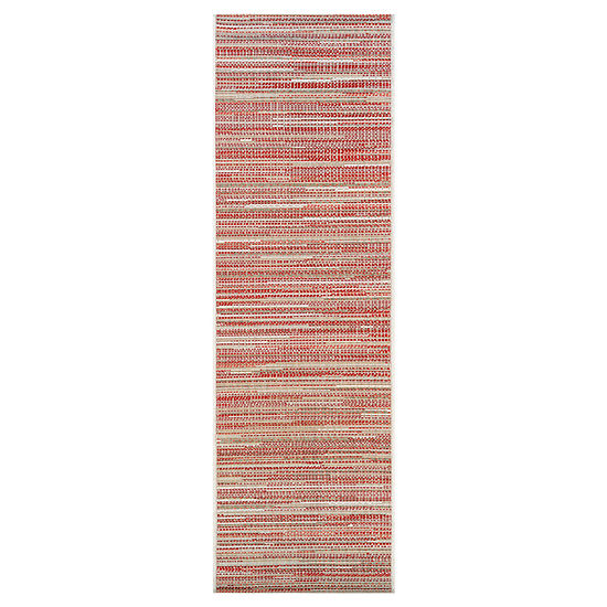Couristan® Alassio Indoor/Outdoor Rectangular Runner Rug