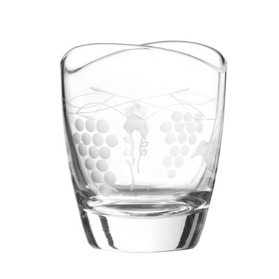 Qualia Glass Orchard 4-pc. Double Old Fashioned