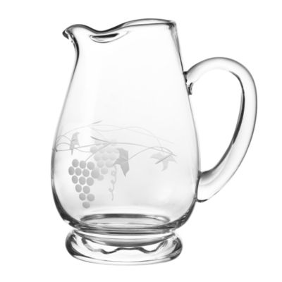 Qualia Glass Orchard Serving Pitcher