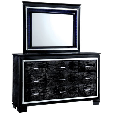 Priya Textured 9-Drawer Dresser