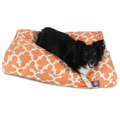 Majestic Pet Trellis Large Rectangle Dog Pet Bed
