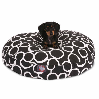 Majestic Pet Fusion Round Dog Bed