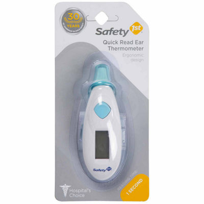 Safety 1st Quick Read Ear Thermometer