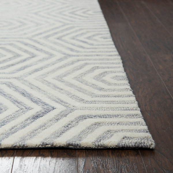 Rizzy Home Lancaster Collection Presley Geometric Rectangular Rugs