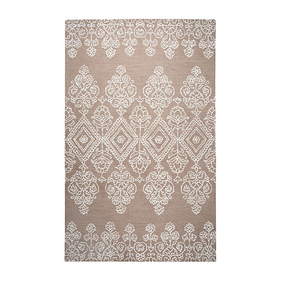 Rizzy Home Legacy Collection Camila Damask Rectangular Rugs