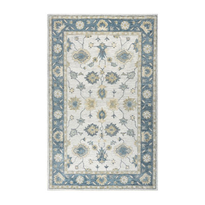 Rizzy Home Leone Collection Sadie Oriental Rugs