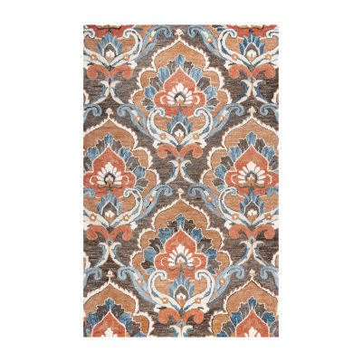 Rizzy Home Leone Collection Stella Medallion Rugs