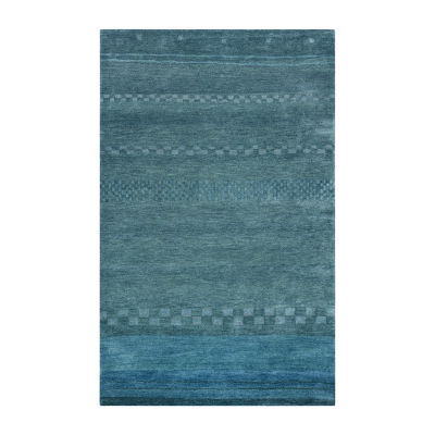 Rizzy Home Mojave Collection Autumn Abstract Rectangular Rugs