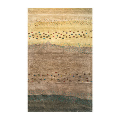 Rizzy Home Mojave Collection Kate Abstract Rectangular Rugs