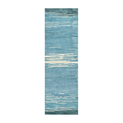 Rizzy Home Mojave Collection Kylie Abstract Rectangular Rugs
