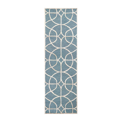 Rizzy Home Monroe Collection Kaylee Geometric Rectangular Rugs