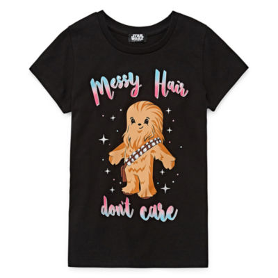 Star Wars Graphic T-Shirt-Big Kid Girls