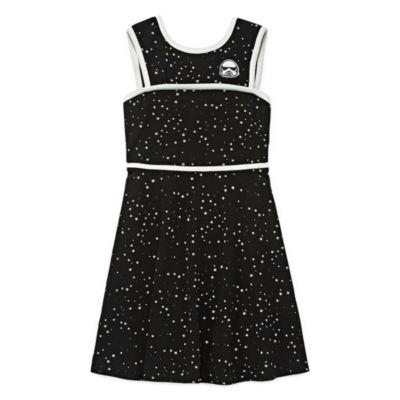 Sleeveless Star Wars Skater Dress - Big Kid Girls