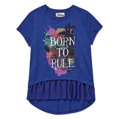 Disney Big Girls Descendants 2 Graphic T-Shirt-Big Kid Girls