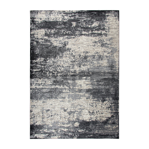 Rizzy Home Panache Collection Bella Abstract Rectangular Rugs
