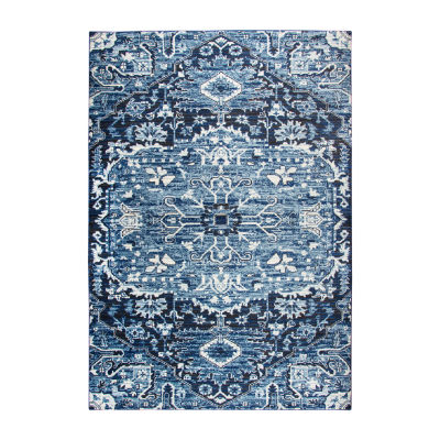 Rizzy Home Panache Collection Cali Medallion Rectangular Rugs