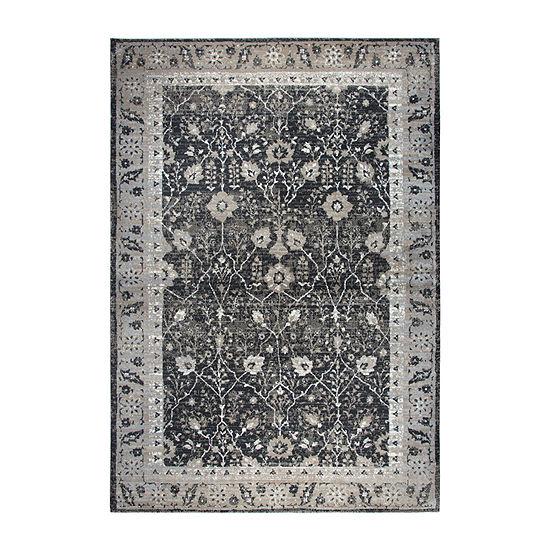 Rizzy Home Panache Collection Izabella Oriental Rectangular Rugs