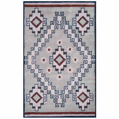 Rizzy Home Southwest Collection Lucille Pattern Rugs