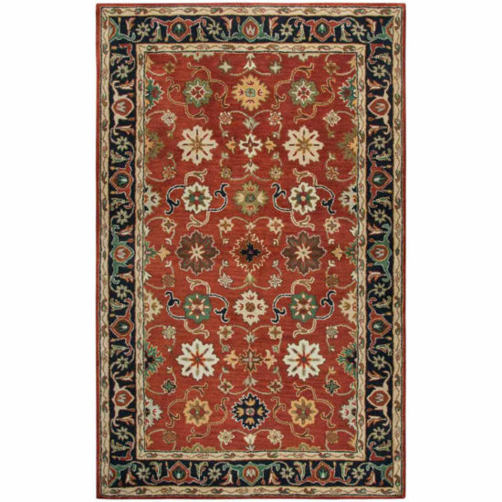 Rizzy Home Stafford Collection Makenna Pattern Rectangular Rugs