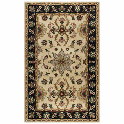 Rizzy Home Stafford Collection Phoebe Floral Rectangular Rugs