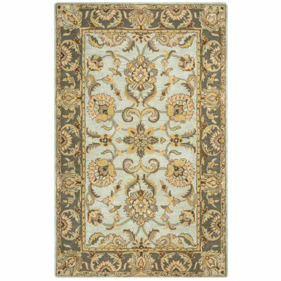 Rizzy Home Valintino Collection Daniella BorderedRectangular Rugs