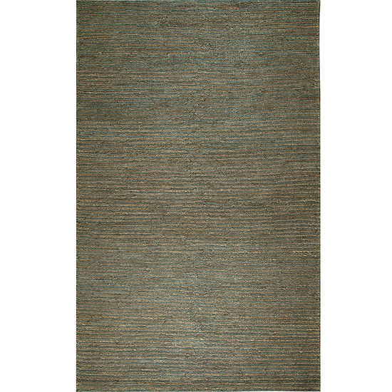 Rizzy Home Whittier Collection Alondra Solid Rectangular Rugs
