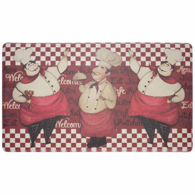Chef Marcello Anti-Fatigue Gelness Comfort Mat