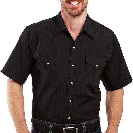 Ely Cattleman® Mens Snap Shirt