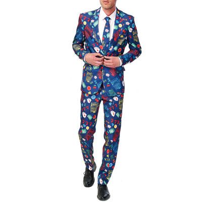 Suitmeister Men's Slot Machine - Slim Fit