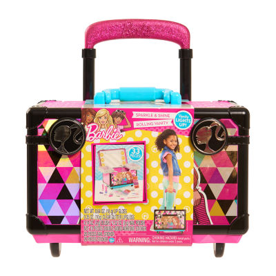 Barbie Rolling Vanity