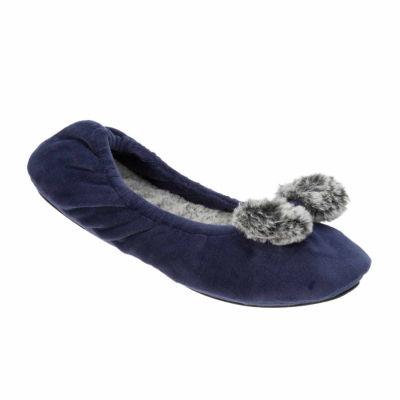 Dearfoams Ballerina Slippers