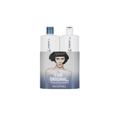 Paul Mitchell The Orginal Liter Duo 2-pc. Value Set