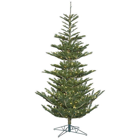 Jc Penney Christmas Trees: Vickerman Christmas Tree, Color: Green