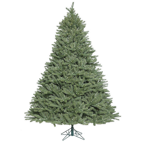 Jc Penney Christmas Trees: Vickerman Pre-Lit Christmas Tree-JCPenney, Color: Green