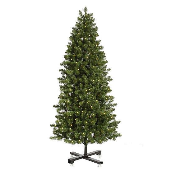 Jc Penney Christmas Trees: Vickerman Pre-Lit Christmas Tree, Color: Green